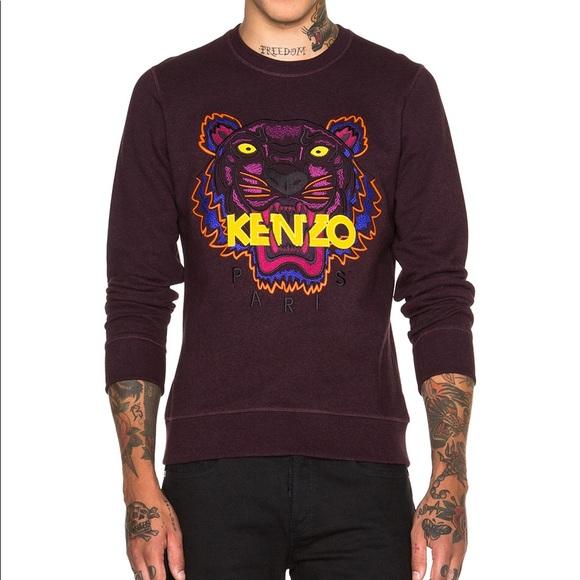57b2f0e0 Kenzo Sweaters | Mens Sweater | Poshmark
